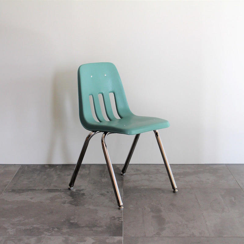 VIRCO 9000Chair ASH GREEN