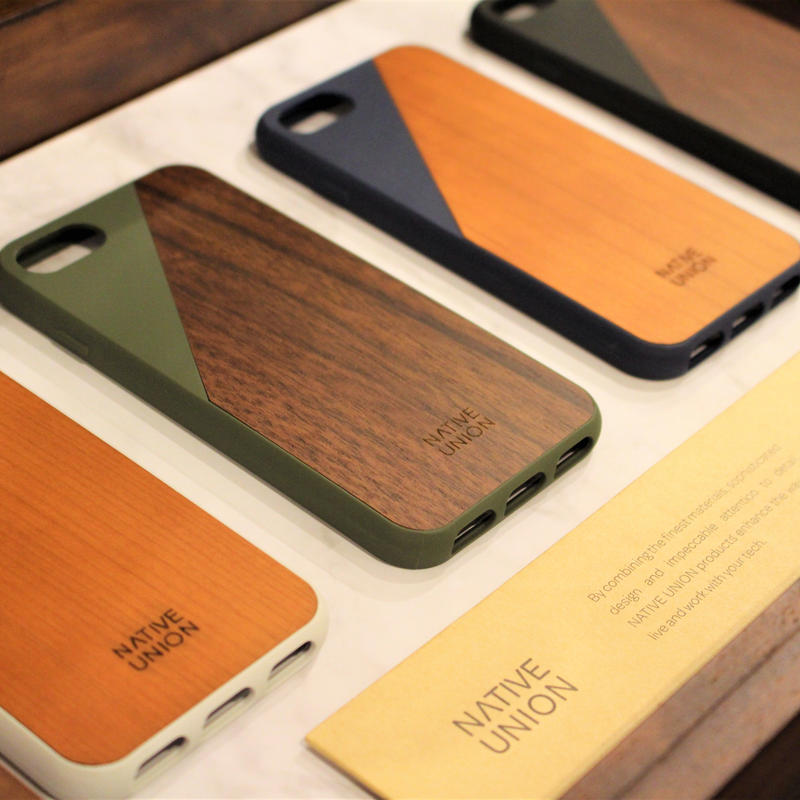 C.WOODEN IPHONE7 CASE