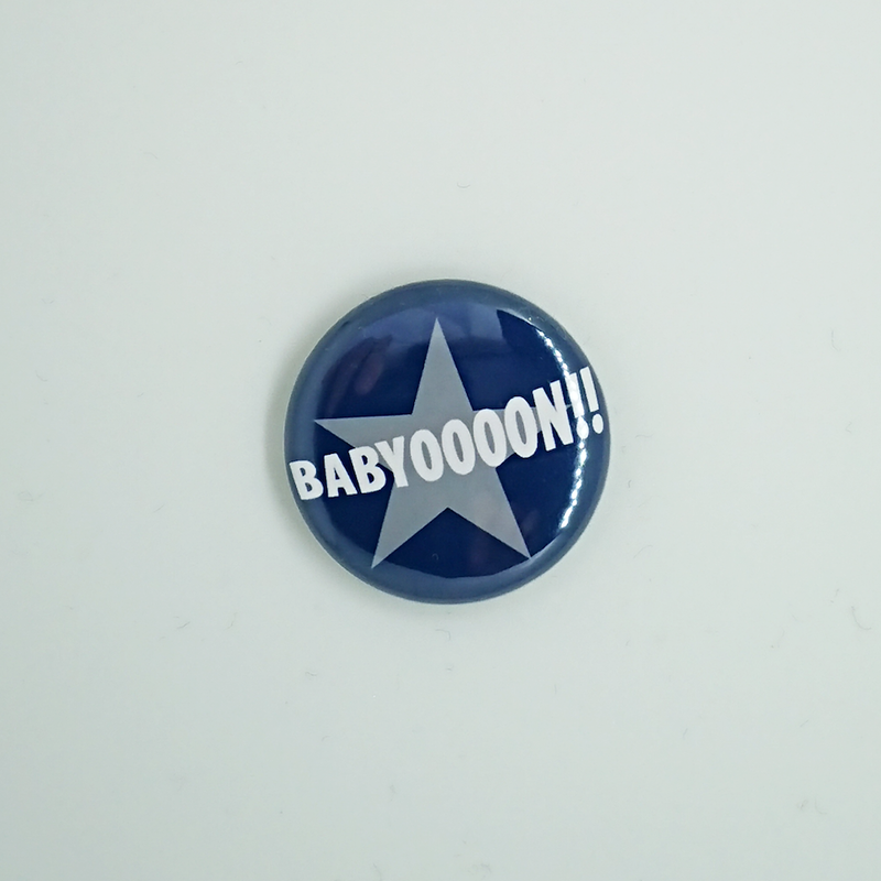 【Badge-No.003】miyuna's  オリジナル缶バッジ