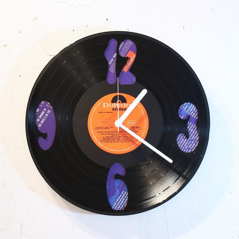 analog ⅽutting clock type2