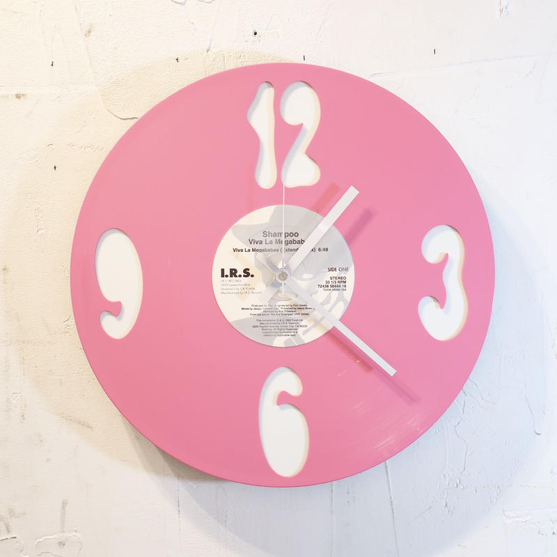 analog ⅽutting clock type2  [color ver. ]