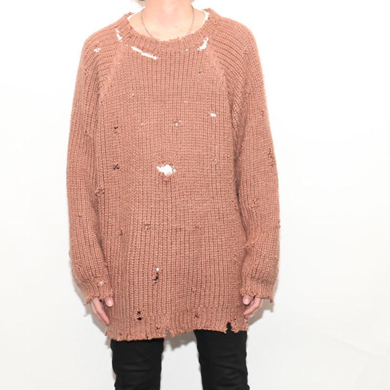 Grunge Knit Sweater