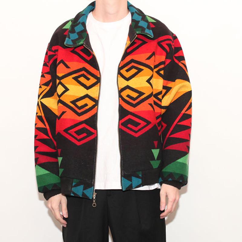 Pendelton Native Pattern Jacket