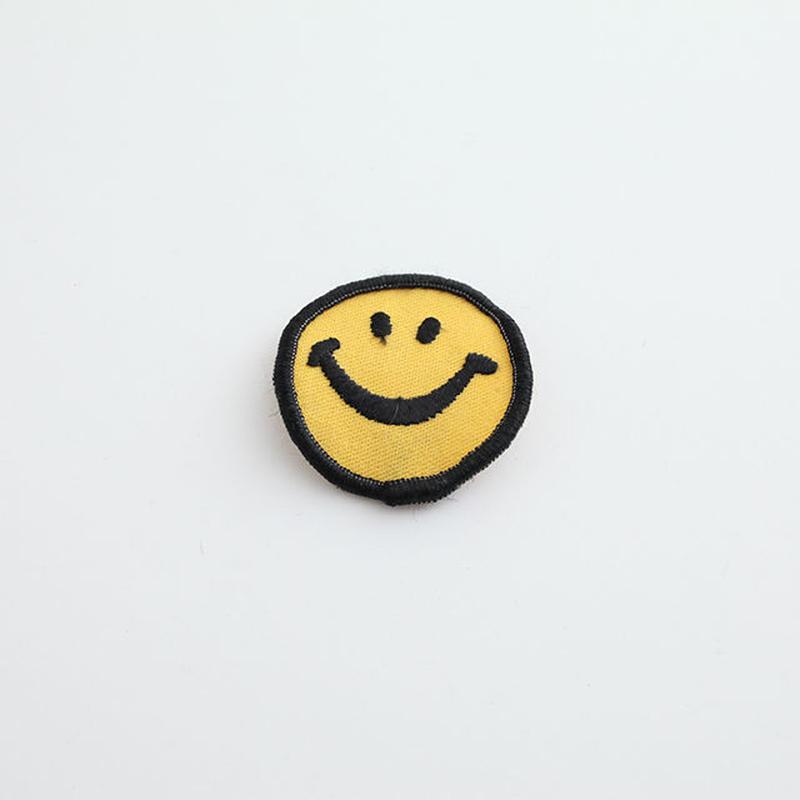 ビンテージパッチ スマイル Vintage Patch