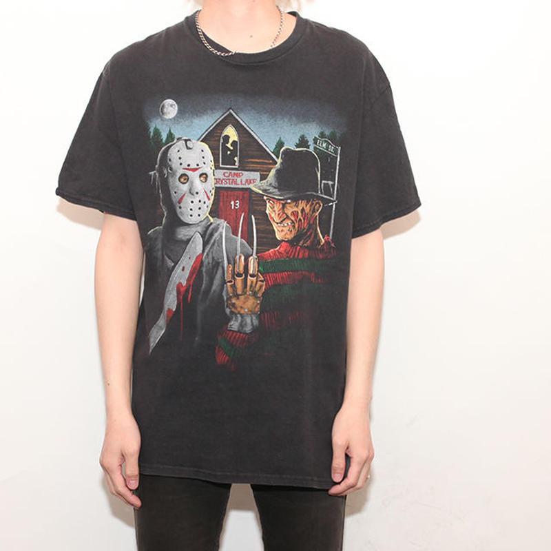 Freddy vs Jason T-Shirt
