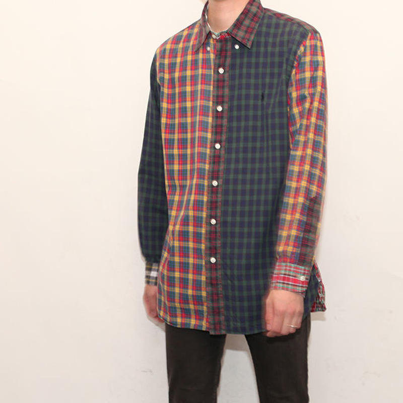 Ralph Lauren Multi Color Check  L/S Shirt