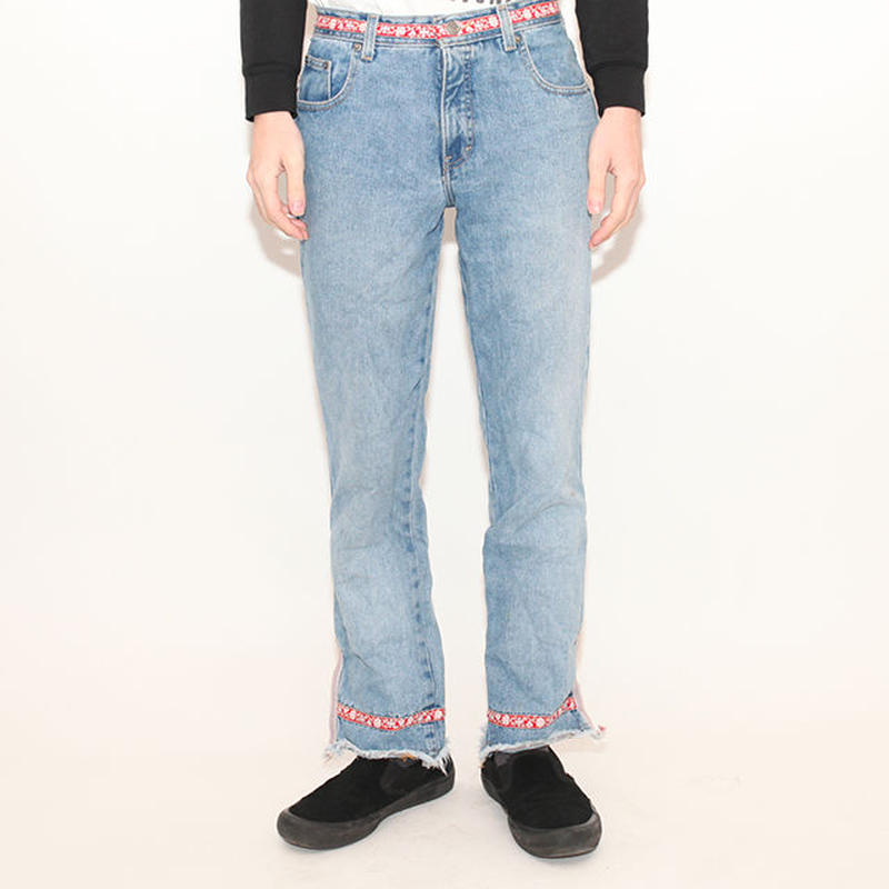 Design Denim Pants