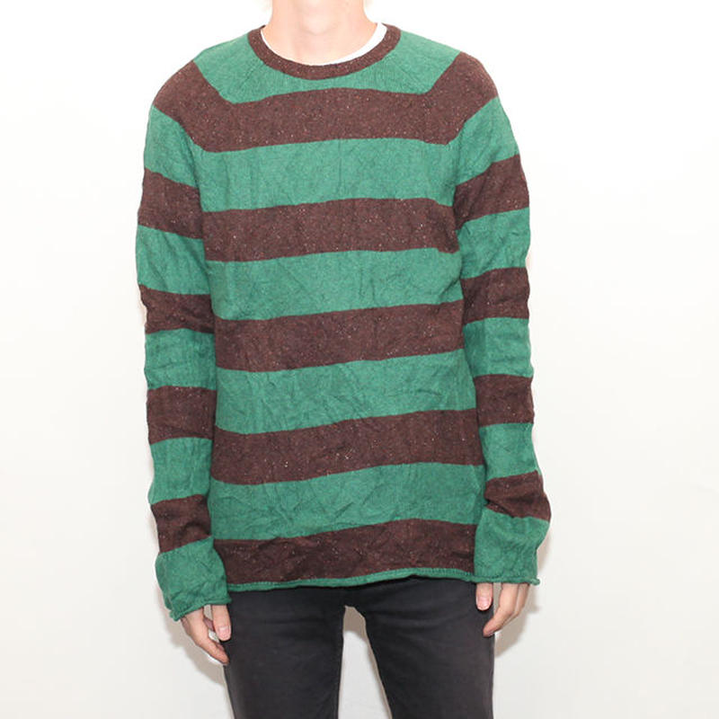 Gap Border Sweater