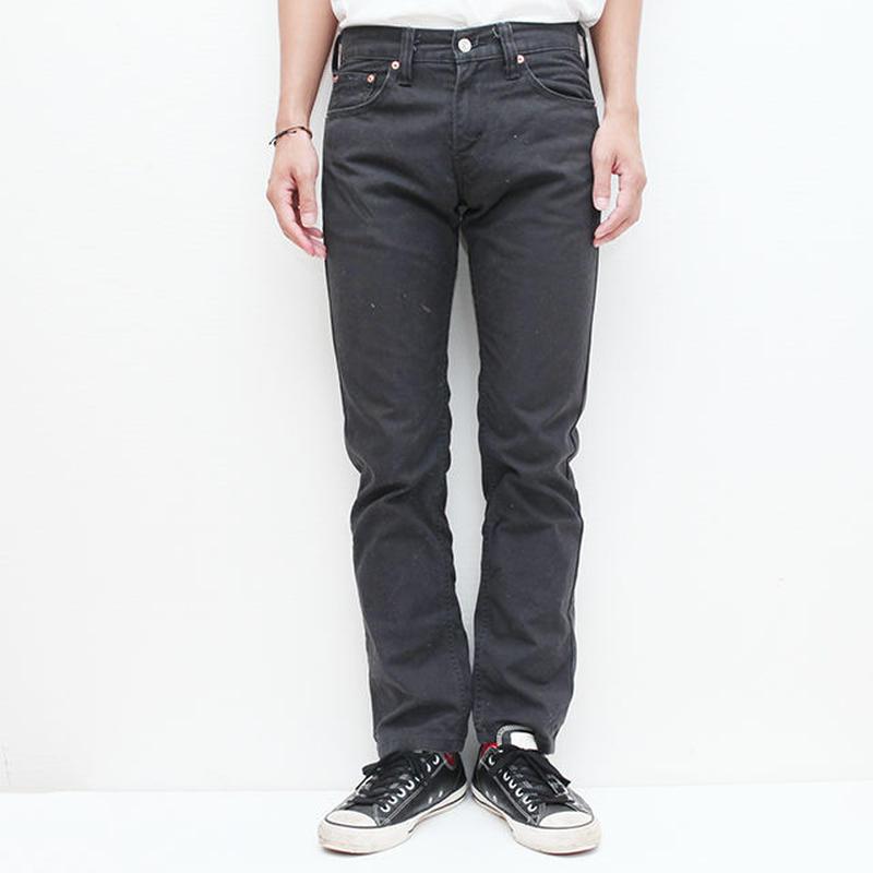 リーバイス511 ブラック Levis Skinny Pants