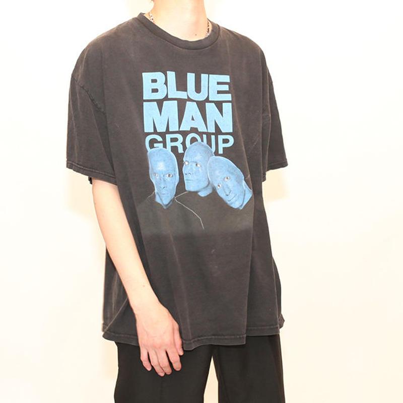BLUE MAN T-Shirt