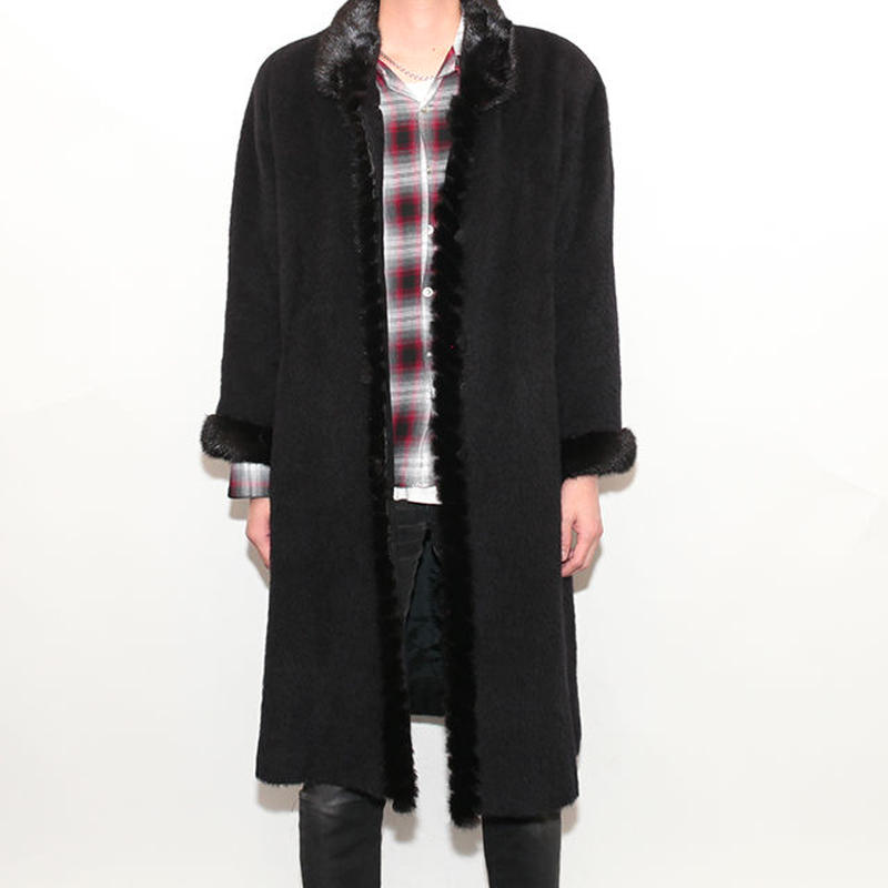Alpaca Wool Coat