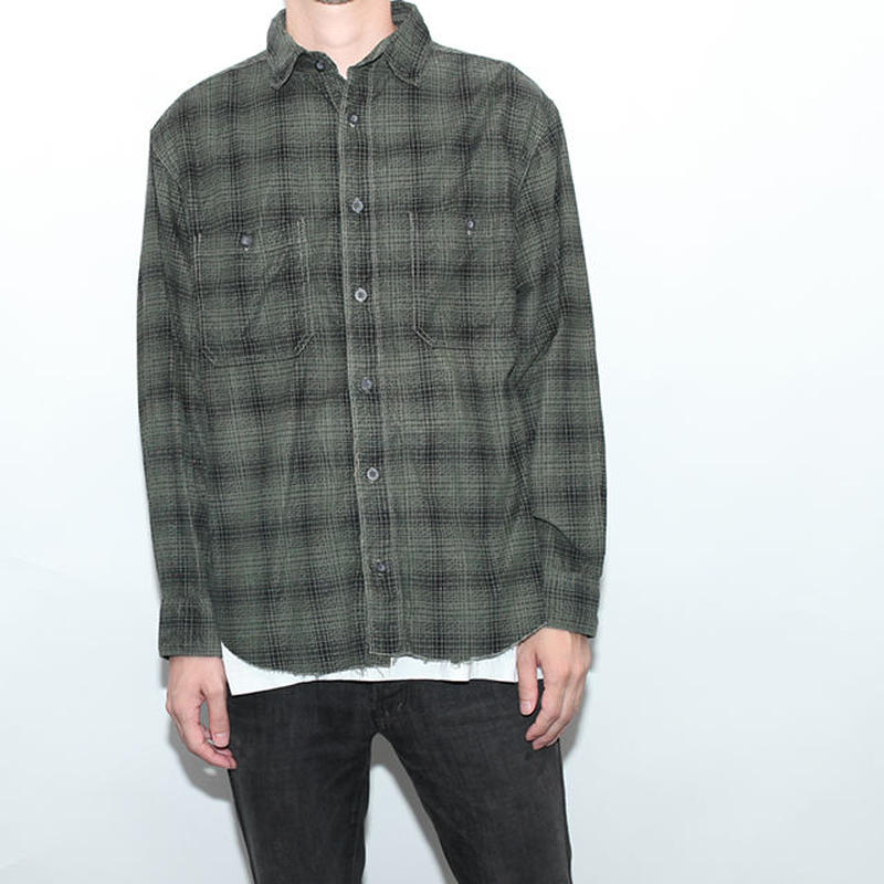 Vintage Flannel Shirt Woolrich