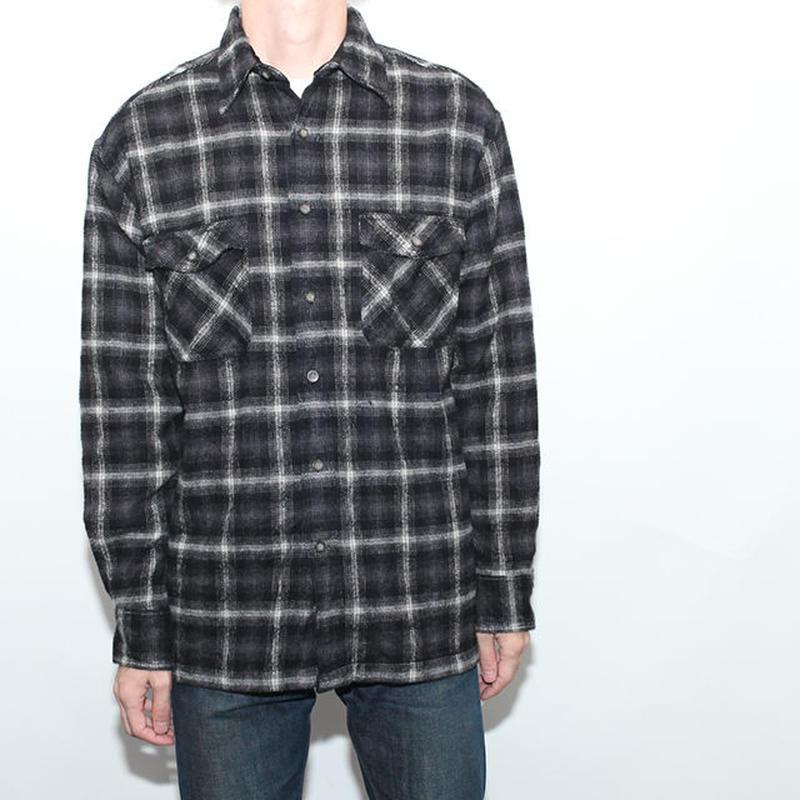 Good collar Flannel L/S Shirt