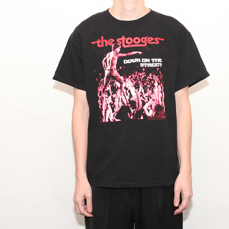 The Stooges Band T-Shirt
