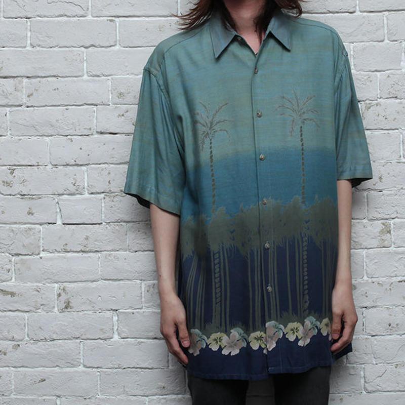 ハワイアンシャツ レーヨン Rayon Hawaian Shirt
