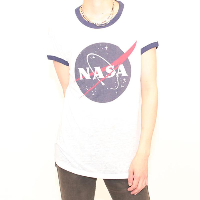 NASA Ringer T-Shirt