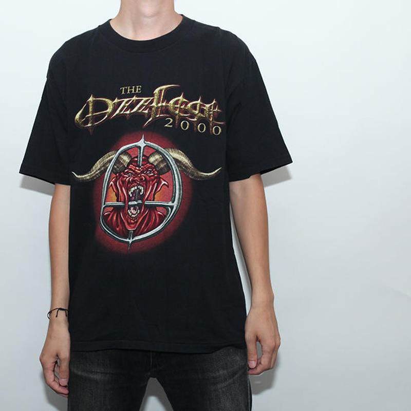 00s Ozzy Fest T-Shirt