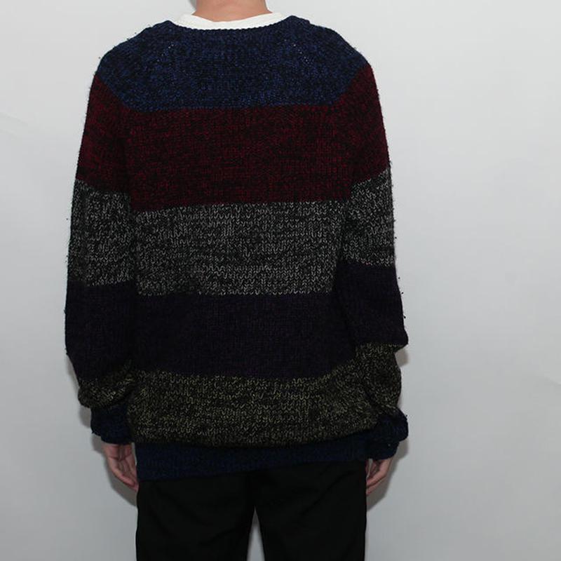 Multi Border knit