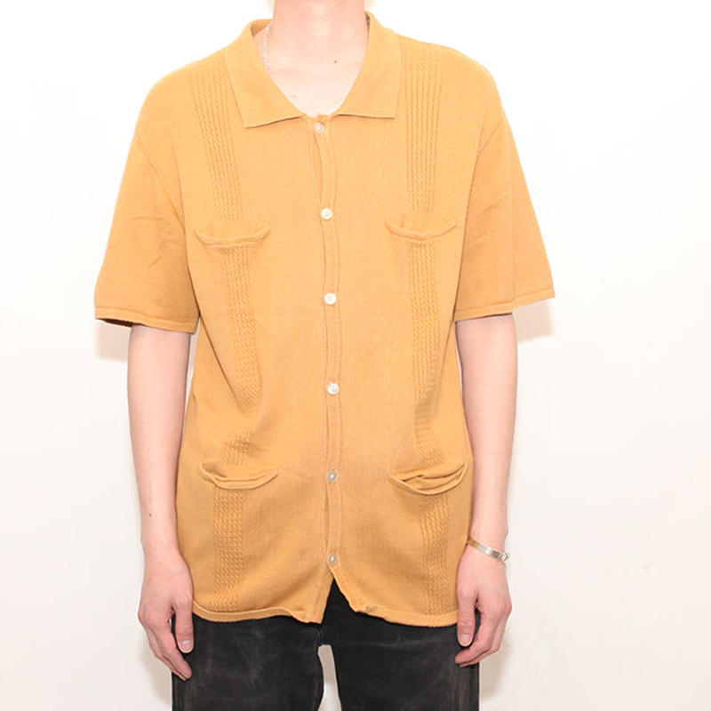 Knit Poloshirt