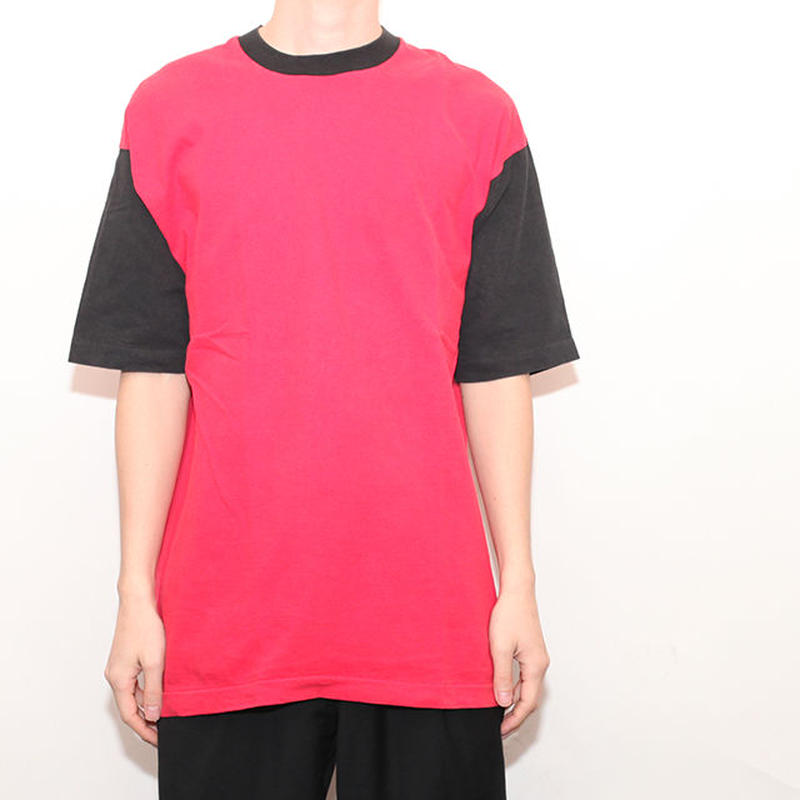 Two Tone Color T-Shirt