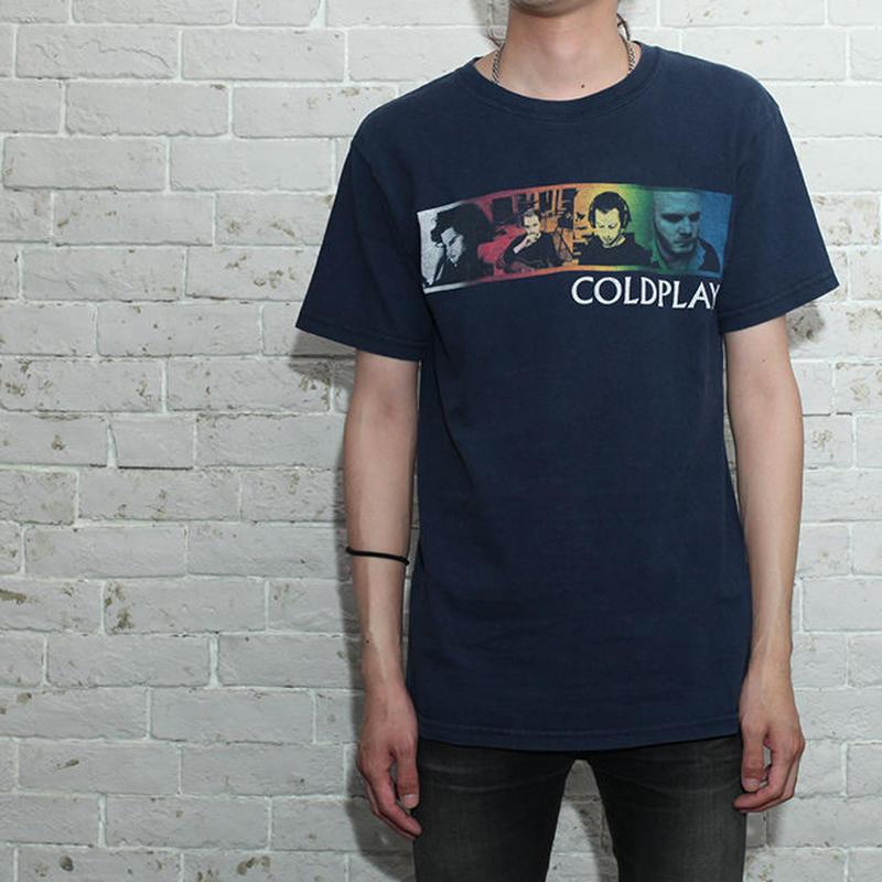 コールドプレイTシャツ Cold Play T-Shirt