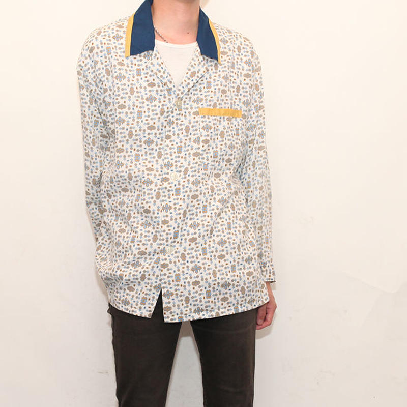 Pajamas Cotton L/S Shirt