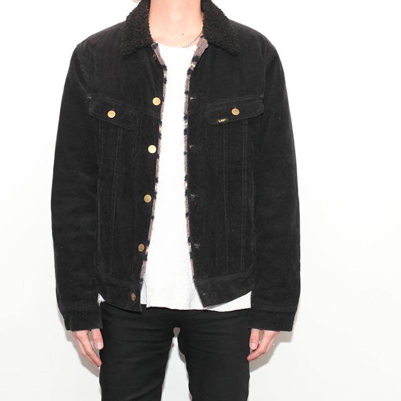 Lee Corduroy Boa Jacket