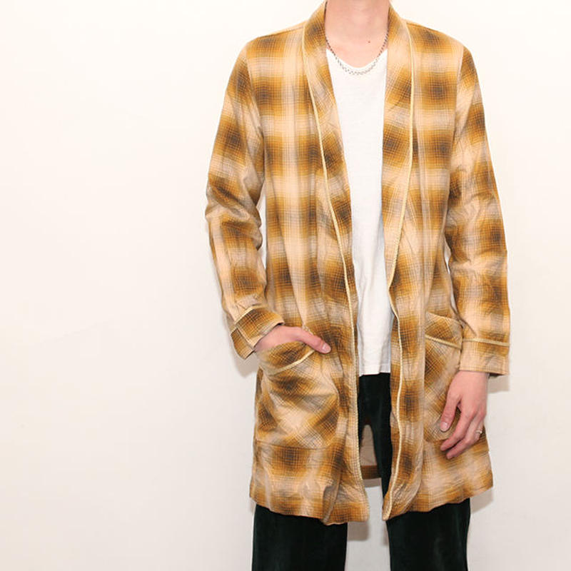 Flannel Cotton Gown