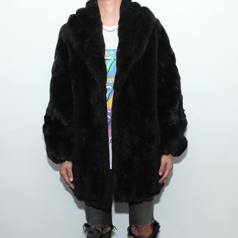 Fake Fur Coat