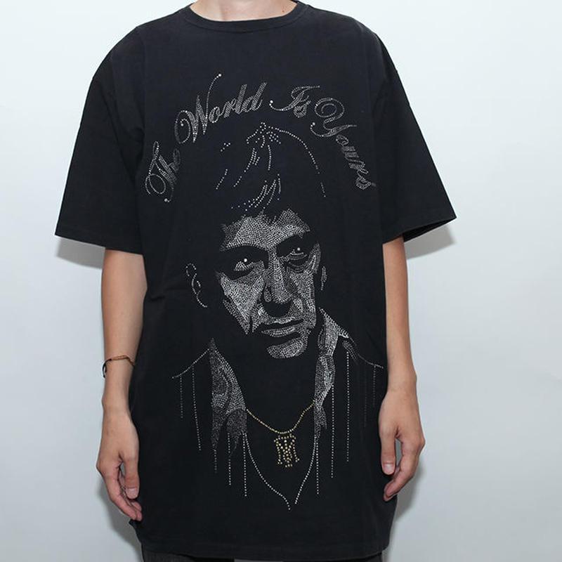 Scar Face T-Shirt