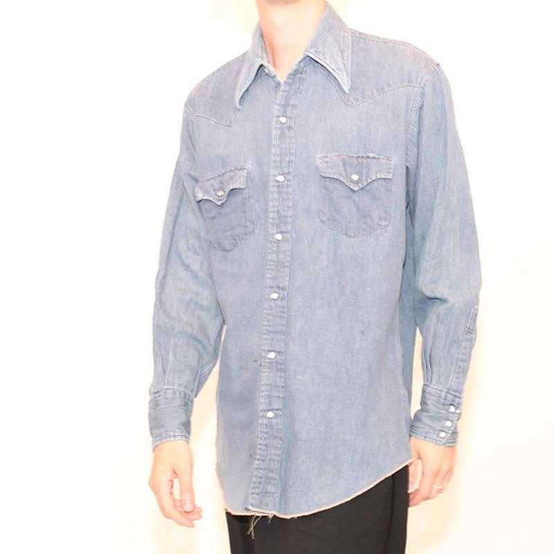 Vintage Denim L/S  Shirt