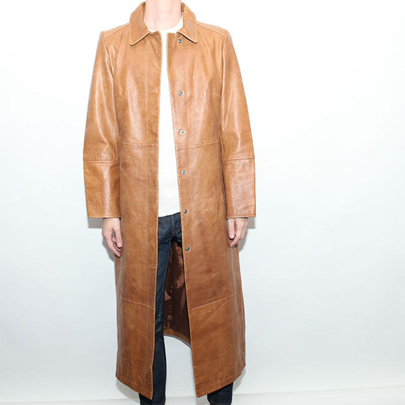 Gap Leather Coat
