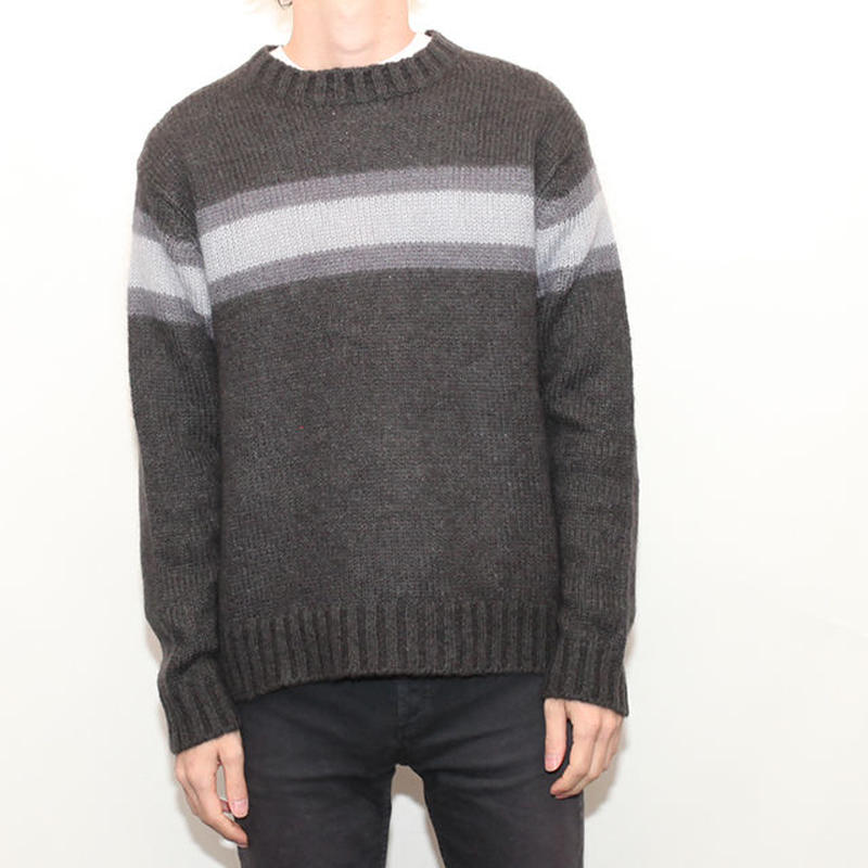 Mohair Mix Knit Sweater