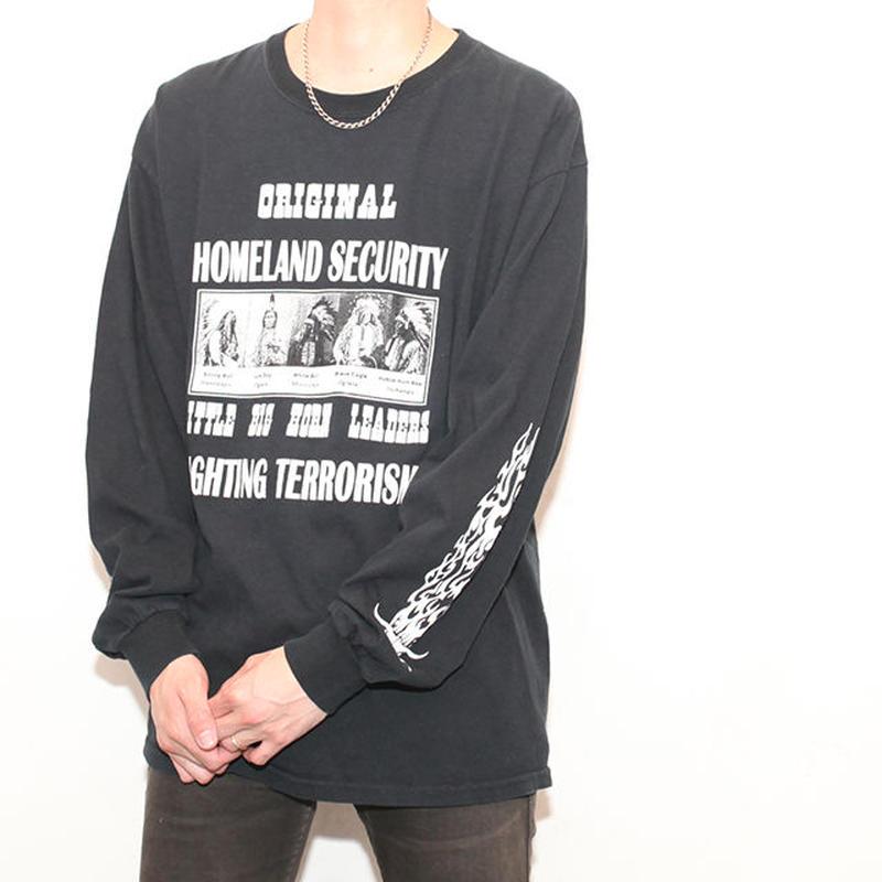 HOMELAND SECURITY  L/S T-Shirt