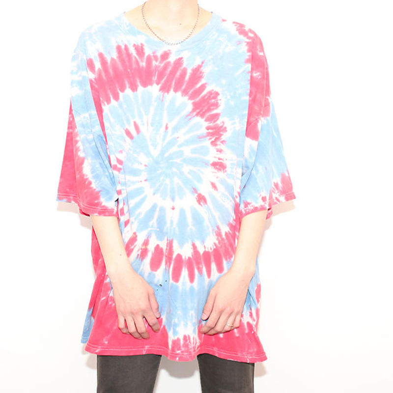 Tie Dye T-Shirt Over Size