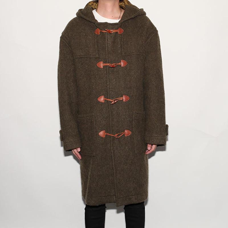 Mohair Duffel Coat