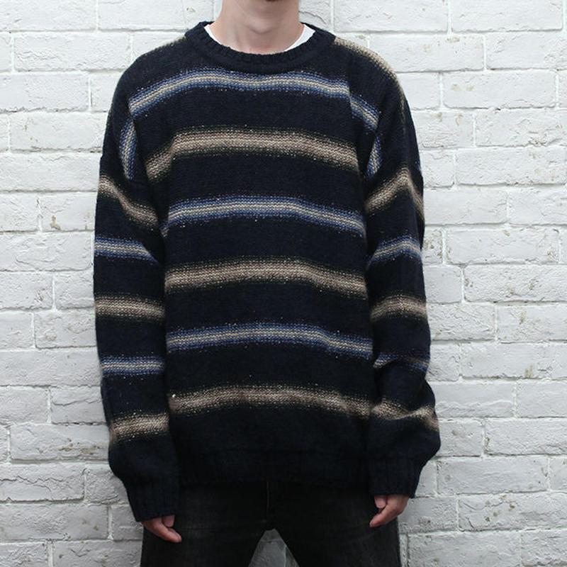 Vintage Wool Rich Sweater