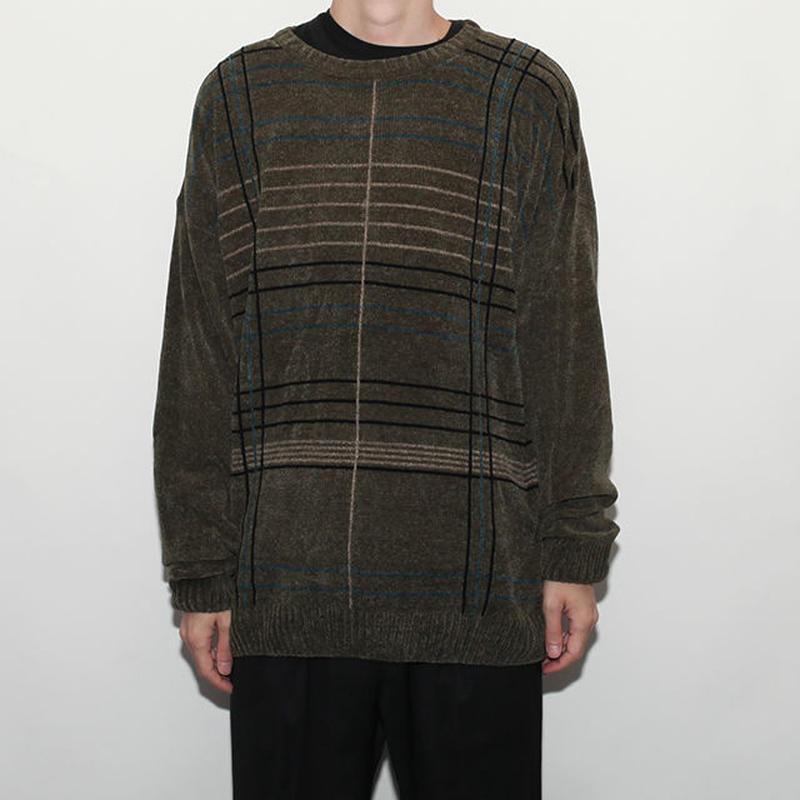 Velvet Knit Sweater