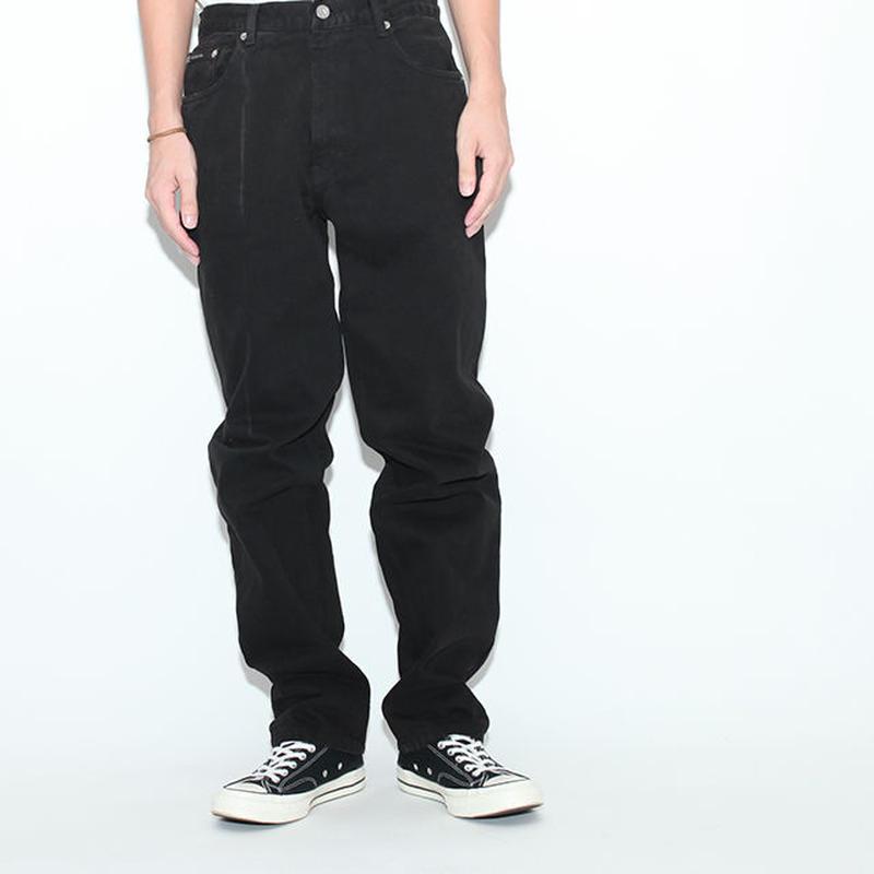 カルバンクライン ブラックデニムパンツ CK Calvin Klein