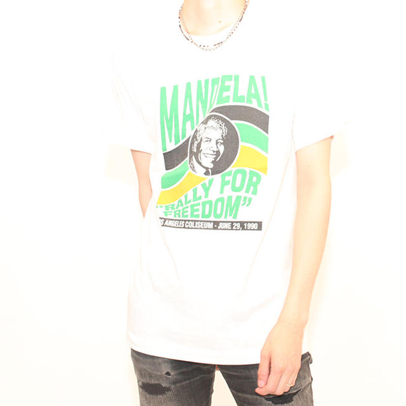 Vintage Mandela T-Shirt