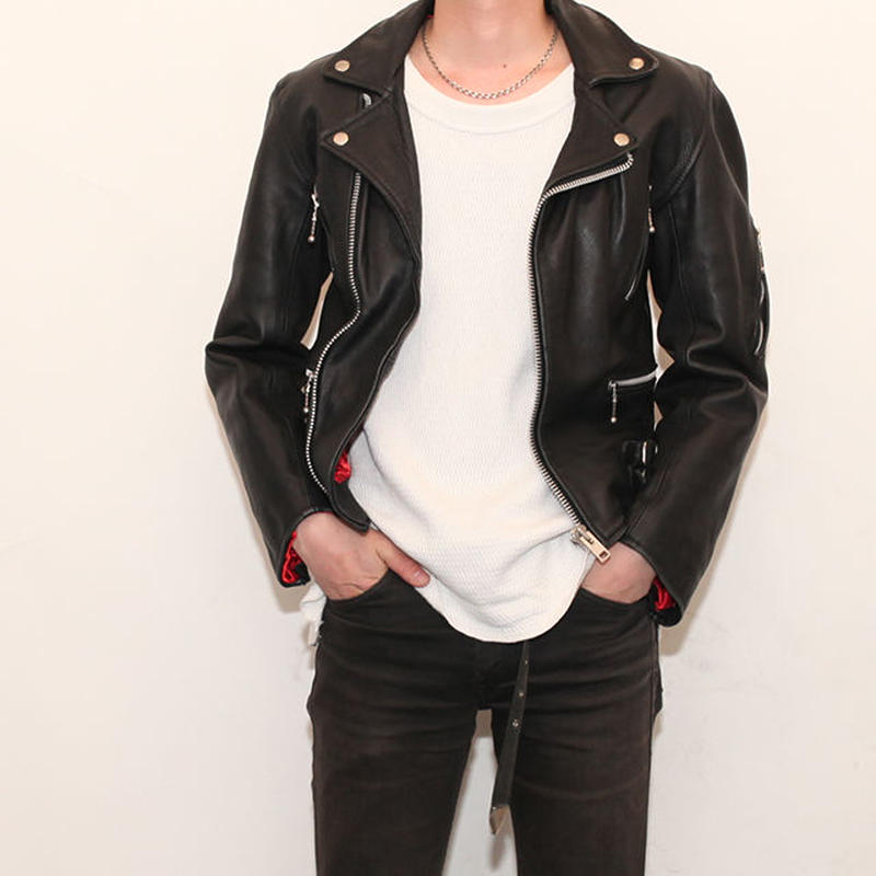 Leather Riderse Jacket