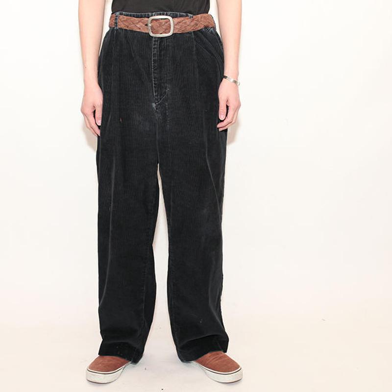 Over Size Corduroy Pants