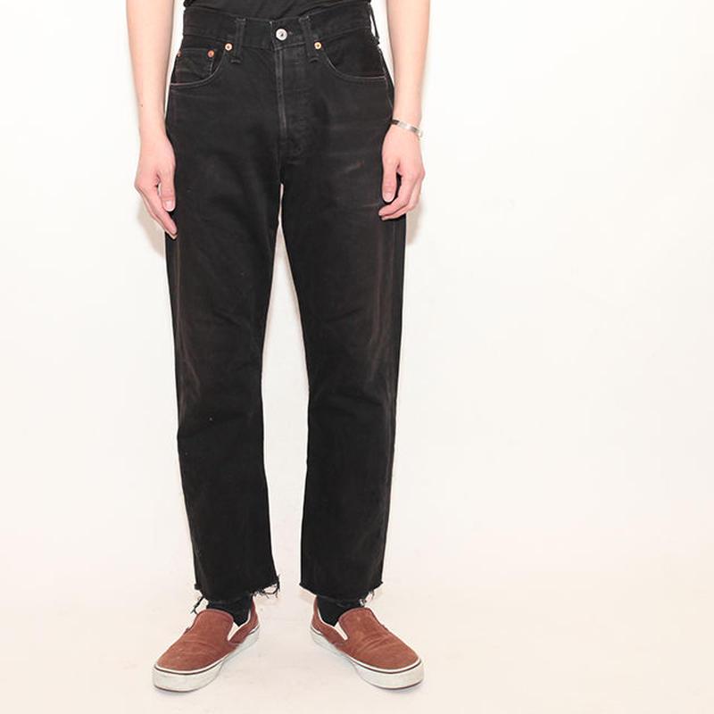 Levis Black Denim Pants