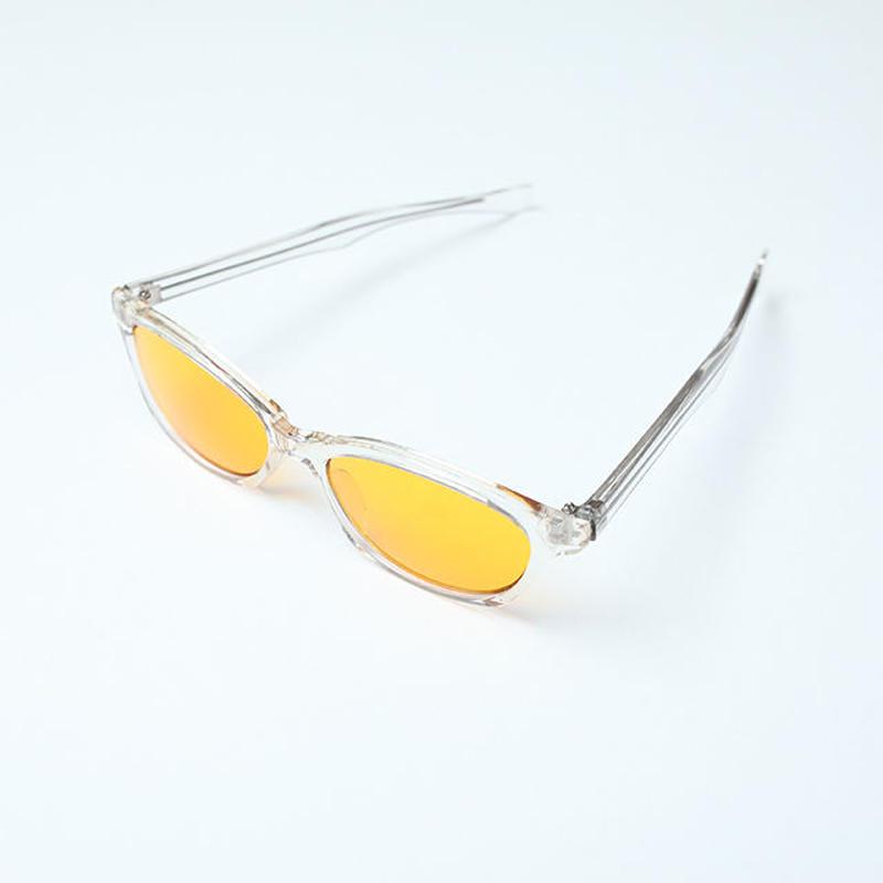 80s Sunglasses Yellow Lens