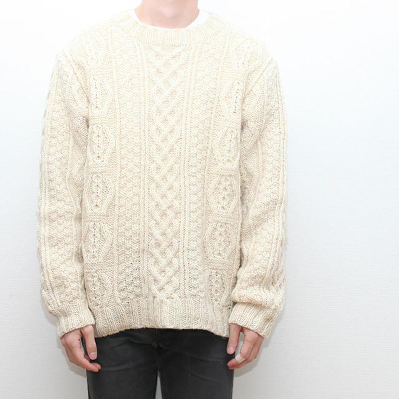 フィッシャーマンニット セーター Fisherman Sweater