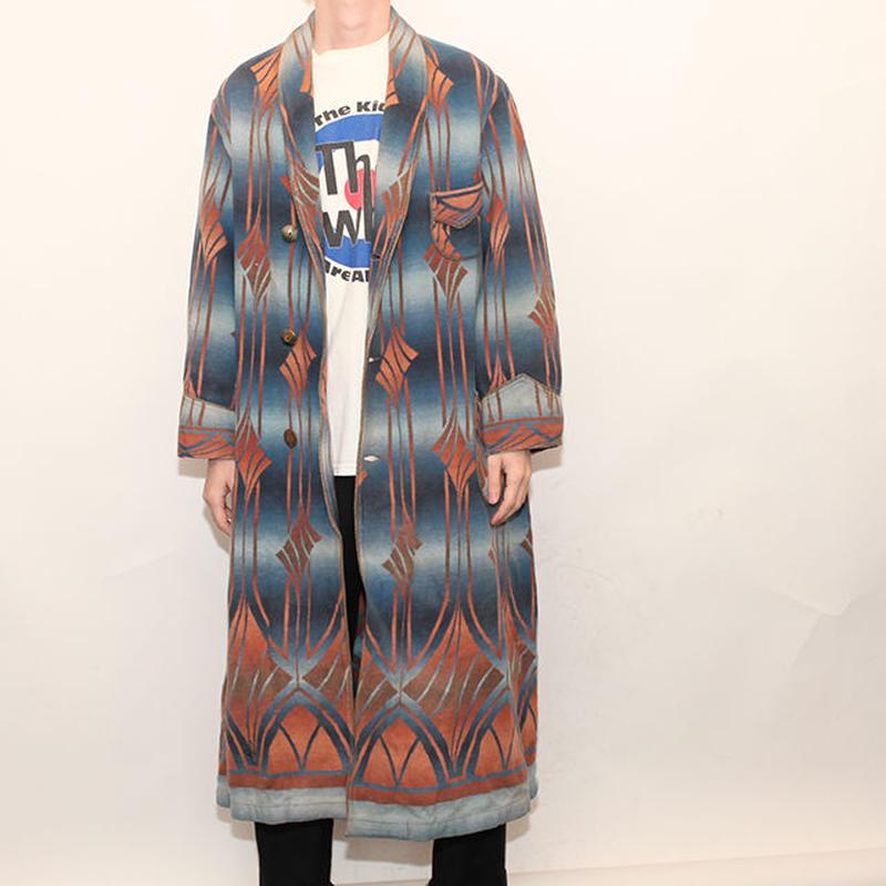Vintage Ethnic Coat
