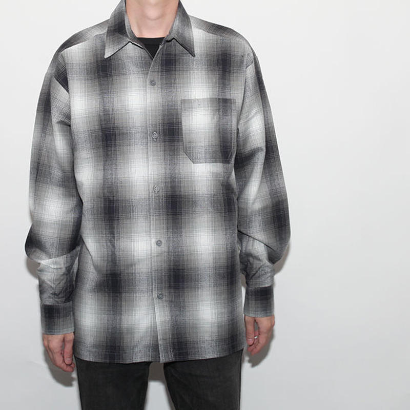 Shadow Check L/S Shirt