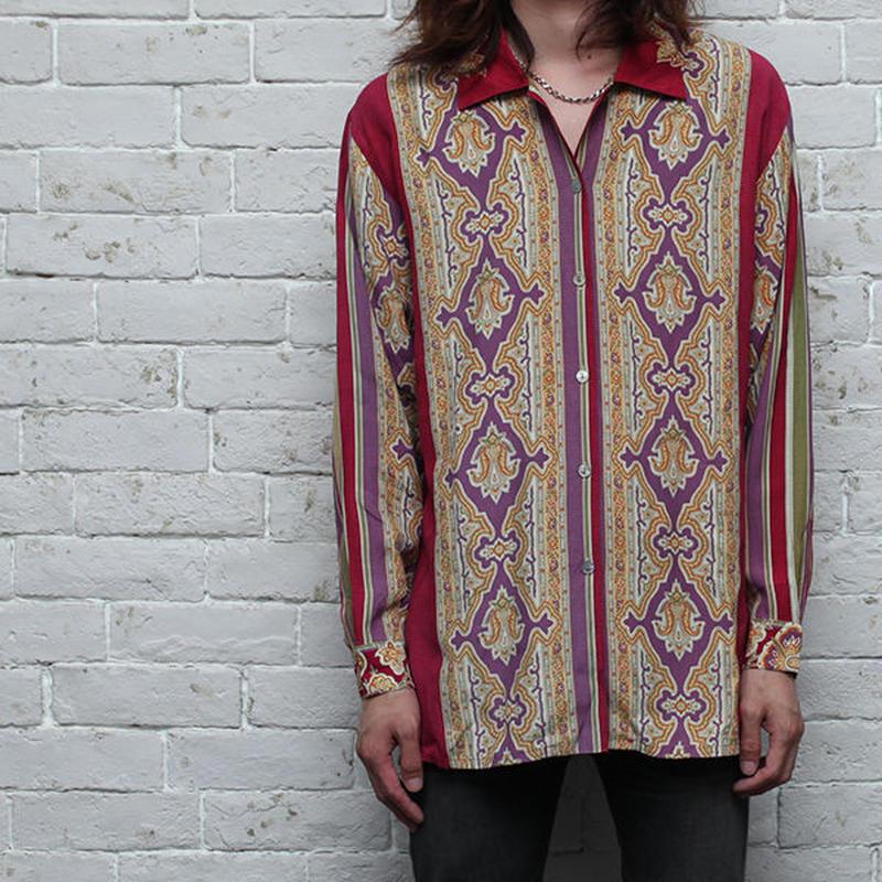 Import Fabric L/S Shirt