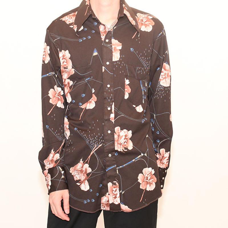 70s Western L/S Shirt