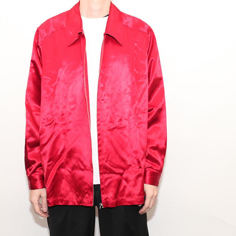 Rayon Zip Up Jacket